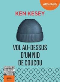Ken Kesey - Vol au-dessus d'un nid de coucou. 1 CD audio MP3
