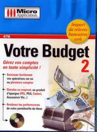 Micro Application - Votre budget - 2 CD-Rom.