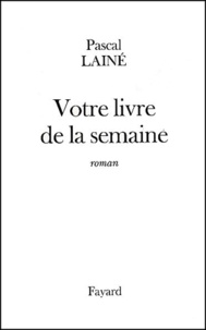 Pascal Lainé - .