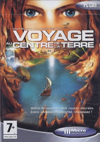 Editions Micro Application - Voyage au centre de la terre - CD-ROM.