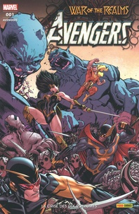 Jason Aaron et Ed McGuinness - War of the Realms - Avengers N° 1 : La crise des royaumes.