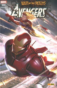 Jason Aaron et Ed McGuiness - War of the Realms - Avengers N° 3 : Instants volés.