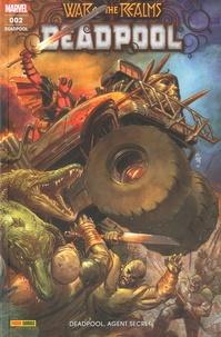 Skottie Young et Nic Klein - War of the Realms - Deadpool N° 2 : Deadpool, agent secret.