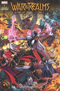 Jason Aaron et Russell Dauterman - War of the Realms N° 1 : La guerre des royaumes.