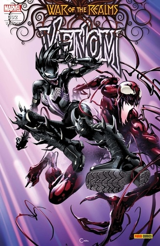 War of the Realms - Venom N° 2 Bûcher funéraire