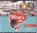 James Windsor - What's on... 3e A2>B1. 1 DVD + 2 CD audio