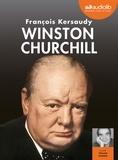 François Kersaudy - Winston Churchill - Le pouvoir de l'imagination. 3 CD audio MP3