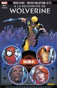 David Marquez et Charles Soule - Wolverine N° 1 : Programme Adamantium.