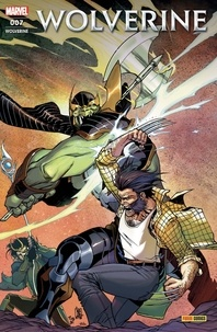Gerry Duggan et Andy McDonald - Wolverine N° 7 : Les gardiens de l'infini.