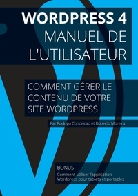 Dos santos roberto Moreira - Wordpress 4 - Manuel de l'utilisateur.