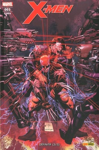 Matthew Rosenberg et Carlos Gomez - X-Men N° 3 : Définitif (3/3).