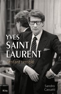 Yves Saint Laurent - Lenfant terrible.pdf