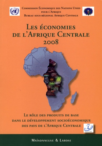 Hachim-Mamadou Koumaré - Les économies de l'Afrique centrale 2008.