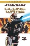 Haden Blackman - Star Wars Clone Wars Tome 2 : Victoires et sacrifices.