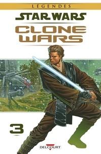 Haden Blackman et Brian Ching - Star Wars Clone Wars Tome 3 : Dernier combat sur Jabiim.