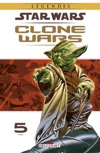 Haden Blackman et John Ostrander - Star Wars Clone Wars Tome 5 : Les meilleures lames.