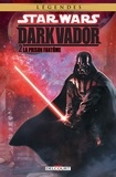 Haden Blackman et Augustin Alessio - Star Wars - Dark Vador Tome 2 : La prison fantôme.