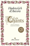 Hadewijch d'Anvers - Les chants. 1 CD audio