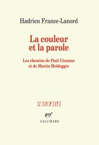 Goodtastepolice.fr La couleur et la parole - Les chemins de Paul Cézanne et de Martin Heidegger Image