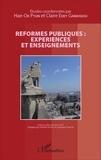 Hae-Ok Pyun et Claire Edey Gamassou - Réformes publiques : expériences et enseignements.