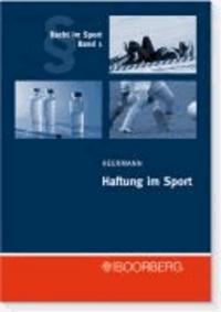 Haftung im Sport.