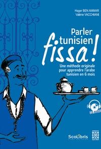 Hager Ben Ammar et Valérie Vacchiani - Parler tunisien fissa !.