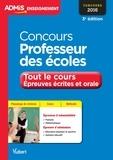 Marc Loison et Haimo Groenen - Concours Professeur des écoles - Tout le cours - Épreuves écrites et orale - Concours 2016.