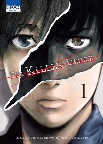 Hajime Inoryu et Shota Ito - The Killer Inside Tome 1 : .