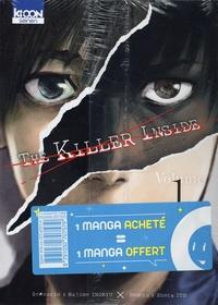 Hajime Inoryu et Shota Ito - The Killer Inside Tomes 1 et 2 : Pack en 2 volumes.