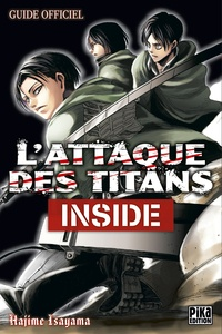 Hajime Isayama - Guide Officiel.
