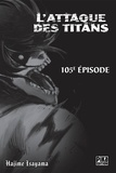 Hajime Isayama - L'Attaque des Titans Chapitre 105.