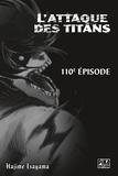 Hajime Isayama - L'Attaque des Titans Chapitre 110.