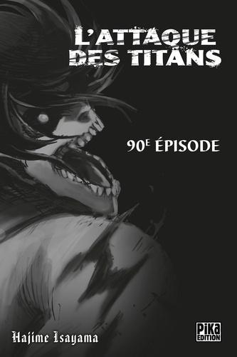 Attaque Des Titans Scan 90