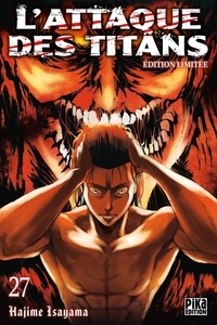 Livres de manuels scolaires à télécharger gratuitement L'attaque des titans Tome 27 9782811648343 par Hajime Isayama