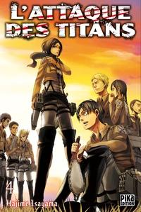 Hajime Isayama - L'attaque des titans Tome 4 : .