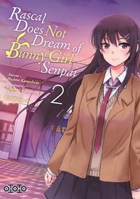 Hajime Kamoshida et Tsugumi Nanamiya - Rascal does not dream of bunny girl senpai Tome 2 : .