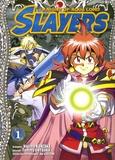 Tommy Ohtsuka et Hajime Kanzaka - Slayers The Knight of Aqua Lord Tome 1 : .