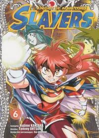 Hajime Kanzaka et Tommy Ohtsuka - Slayers The Knight of Aqua Lord Tome 6 : .