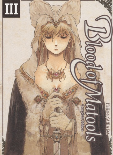 Hajime Sawada - Blood of Matools Tome 3 : .