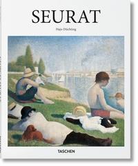 Hajo Düchting - Georges Seurat (1859-1891) - Un petit point lourd de conséquences.