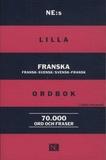 Hakan Nygren et Wandrille Micaux - NE:s Lilla franska ordbok - Dictionnaire bilingue français-suédois.