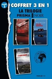 Hakan Ostlundh et Ottar Martin Nordfjord - Coffret Prisma Noir 3 : Meutres à Gotland, L'île du sacrifice, Le sang d'Oding.