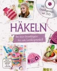 Häkeln - Mit Grundlagenkurs auf DVD - Von den Grundlagen bis zum Lieblingsmodell.