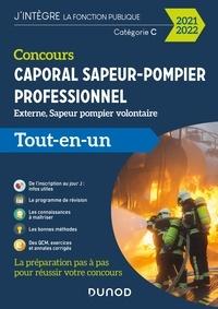 Hakim Mamouri et Roland Ligary - Concours Caporal sapeur-pompier professionnel 2021/2022 - Tout-en-un.