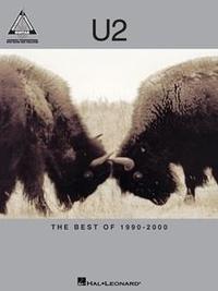 Hal Leonard - U2 : The best of 1990-2000.