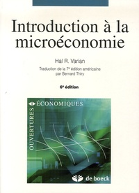 Hal-R Varian - Introduction à la microéconomie.