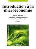 Hal R. Varian - Introduction à la microéconomie.
