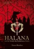 Halana und er Bruder des Schlafenden Gottes.