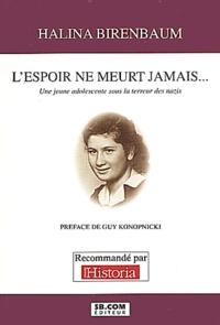 Halina Birenbaum - .