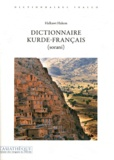 Halkawt Hakem - Dictionnaire kurde-français (sorani).